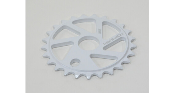 Kis Bike Co. Cutter Kettenblatt 25T weiß